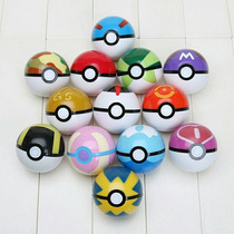 Pokebola Pokémon 7cm Unidade