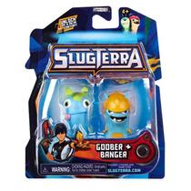 Slugterraneo Figura 2 Peças Sortidas Multikids - Br117