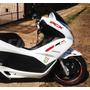 Adesivo Personalizado Tuning Gp Moto Scooter Honda Pcx 150