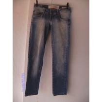 Ca063 - Calça Jeans Com Stretch Manequim 36 Coca Cola Clothi