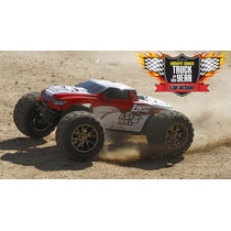 Carro Team Losi Lst Xxl-2 1/8 Gasolina Monster Truck Rtr