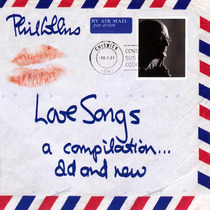 Cd - Phil Collins - Love Songs - Greatest Hits - Duplo
