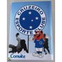 Convite Aniversario Cruzeiro (10 Unidades)