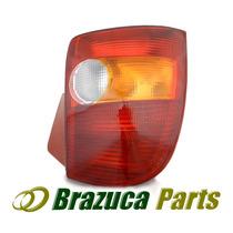 Lanterna Traseira Tricolor Palio 1996 1997 1998 1999