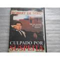 Dvd Original Culpado Por Suspeita  De Niro Drama Anos 1990