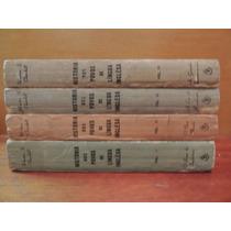 Livro 4 Vols História Povos Lingua Inglesa Winston Churchill