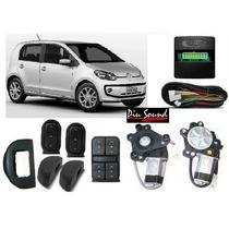 Vidros Trazeiros + Modulo Conforto 4 Vidros Volkswagen Up