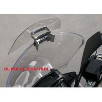 Defletor De Parabrisa Para Todas Motos Ate 7mm