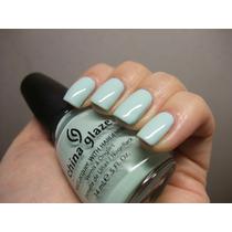 China Glaze - Refresh Mint ***promoção 2 Por 1***