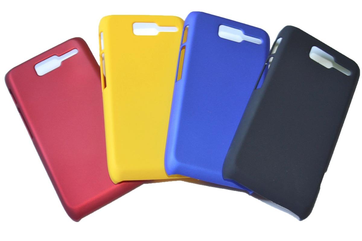 Capa Case Rigida Motorola Razr D1 Xt916 Xt918 - Frete Gratis
