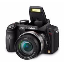 Câmera Digital Panasonic Lumix Dmc-fz100 Full-hd Semi-pro