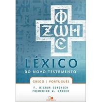 Léxico Grego-português Do Novo Testamento - Danker