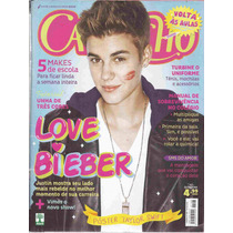 Capricho Nº 1168 Justin Bieber Poster Taylor Swift