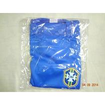 Vendo Camisa Gillette Seleção Brasileira-nova