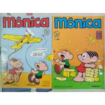 Monica Colecao Historica Lote 2 Gibis