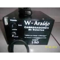 Fonte Automotiva Carregador De Bateria Chupa Cabra 100amp