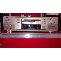 Dvd/cd Player Jvc Xv-m567 Multicanal Karaoke Entrada 2 Mic