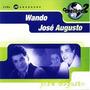 Cd Duplo Wando E Jose Augusto Serie O Melhor De 2