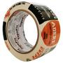 Fita Crepe Uso Geral 48x50m Tapefix Adere - Pct. 02