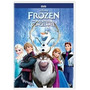 Dvd - Frozen - Uma Aventura Congelante - Original Lacrado