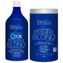 Kit Descolorante Forever Liss Power Blond - 2 Itens
