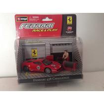 Ferrari 458 Challenge Escala: 1/43 - Burago