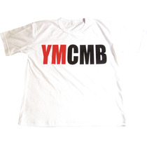 Camiseta Young Money Cash Money Records - Ymcmb 100% Algodão