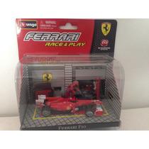 Ferrari F10 Escala: 1/43 - Burago