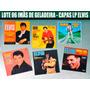 Imãs De Geladeira Capas Lp Elvis - Lote C/06 Para Colecionar