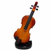 Mini Violino De Brinquedo Perfeito P/ A Garotada - L059ki