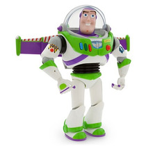 Boneco Buzz Lightyear Disney Falante Fala Leia Anuncio Antes