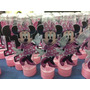 40 Tubetes Em 3 D Mickey Ou Minnie - Frete Grátis -