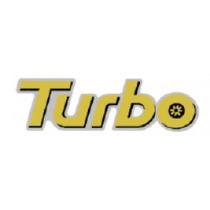 Adesivo Turbo- Vectra Kadett Ipanema Pick Up+ Brinde