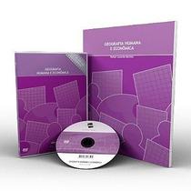 Curso Geografia Humana E Econômica - Dvd Videoaulas + Livro