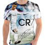 Camiseta Camisa Cristiano Ronaldo Real Madrid Cr7