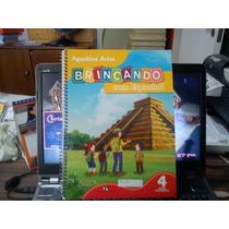 Livro - Brincando Com Espanhol 4º Ano
