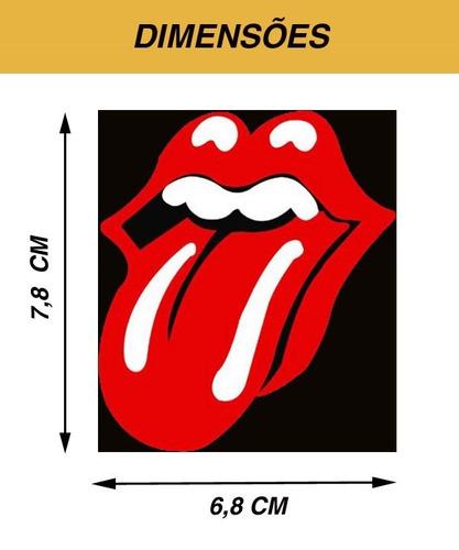 Armario Para Banheiro Feito De Caixote ~ Comprar Adesivo Lingua Rolling Stones Frete Unico R$ 7,00 Apenas R$ 6,00 Armazém Automotivo