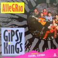 Lp -  Gipsy  Kings  -  Allegria - Djobi, Djoba    Vinil Raro