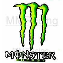 Kit Adesivo Resinado Monster G Degrade