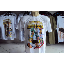 Camisa Ou Camiseta Cavaleiros Do Zodiaco