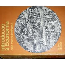 Livro Introdução À Economia - José Paschoal Rossetti (4)