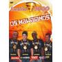 Dvd Os Hawaianos Ao Vivo Furacão 2000 Raro