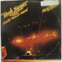 Lp Bob Seger & The Silver Bullet Band - Be023
