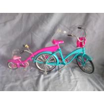 Bicicleta Brinquedo Para Boneca