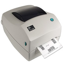 Impressora Zebra Tlp2844 Etiquetas Código De Barras Térmica