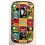Capinha Capa Case Angry Birds Heroes Galaxy S3 Mini
