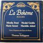 Lp La Bohème - Giacomo Puccini