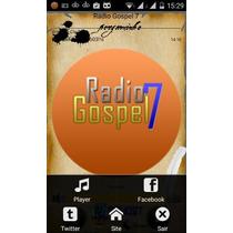 Código Fonte De Aplicativo Android Web Radio Com Video Aula
