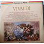 Lp Vivaldi - Concerto Para Flauta, Cordas E Baixo Continuo,