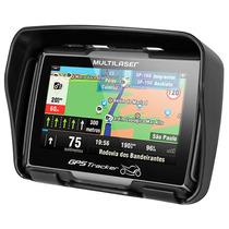 Gps P/moto Gp040 Tela 4.3 Prova Dagua Bluetooth Multilaser